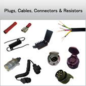 Other Cables, Connectors & Resistors